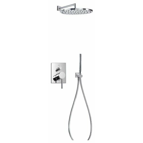 Верхний душ встраиваемый TRES верхний душ tres 29963206