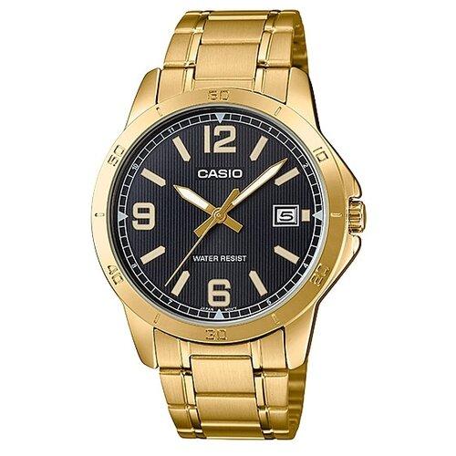 Наручные часы CASIO MTP-V004G-1B casio aqf 102w 1b