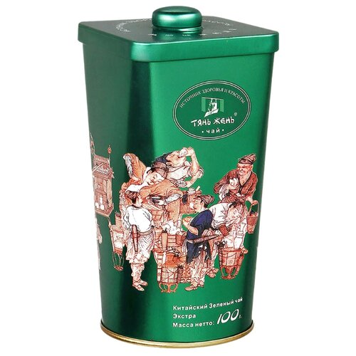 Чай зеленый Тянь Жень