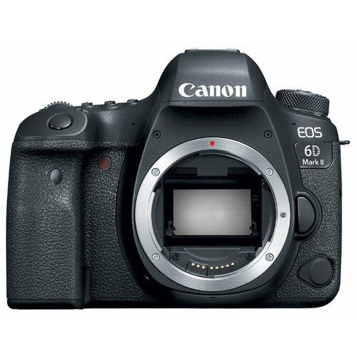 Фото - Фотоаппарат Canon EOS 6D Mark цифровой фотоаппарат canon eos 6d mark ii body черный