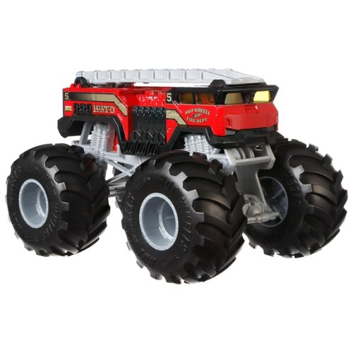 Машинка Hot Wheels 5 Alarm