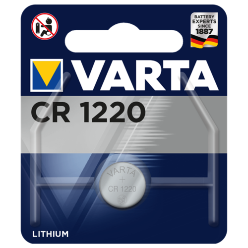 Фото - Батарейка VARTA CR1220 батарейка v13 ga varta lr44 sr44 v357 ag13 zn mno2