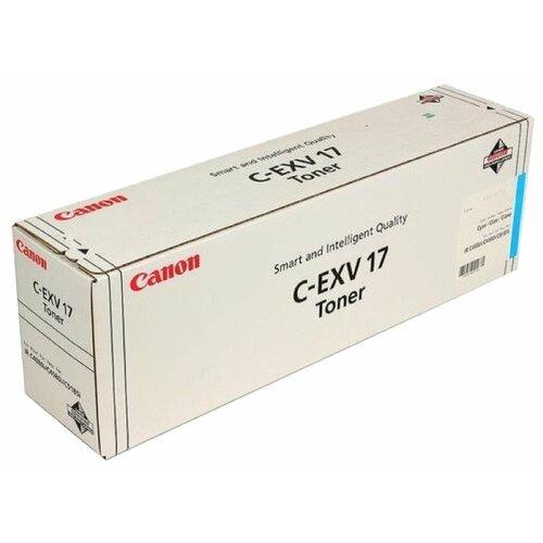 Фото - Картридж Canon C-EXV17 C 0261B002 картридж canon c exv45 c 6944b002