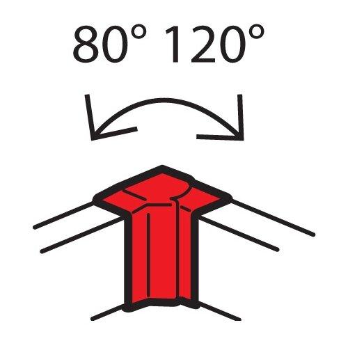 Угол внутренний для настенного угол legrand внешний 75х20мм 30302