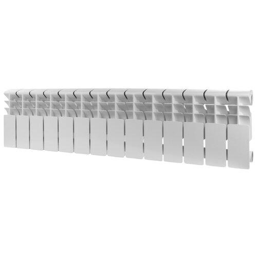 Радиатор алюминиевый ROMMER Al цена