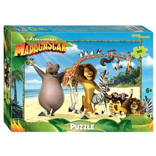 Пазл Мадагаскар 3 160 элементов пазл step puzzle ну погоди рыбалка 160 элементов 72062