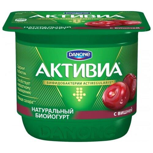 Йогурт Активиа с вишней 2.9%