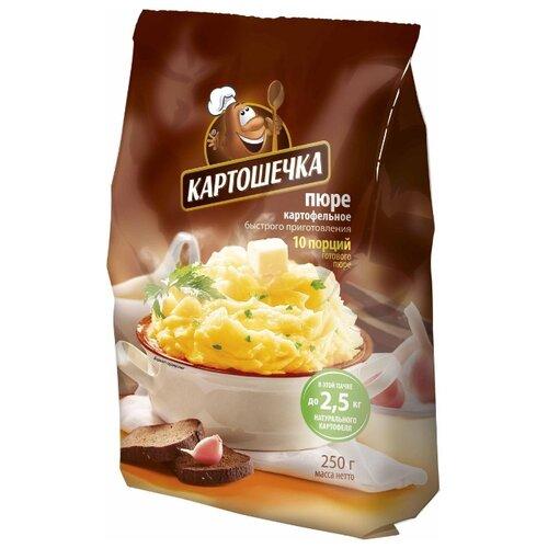Картошечка Пюре картофельное