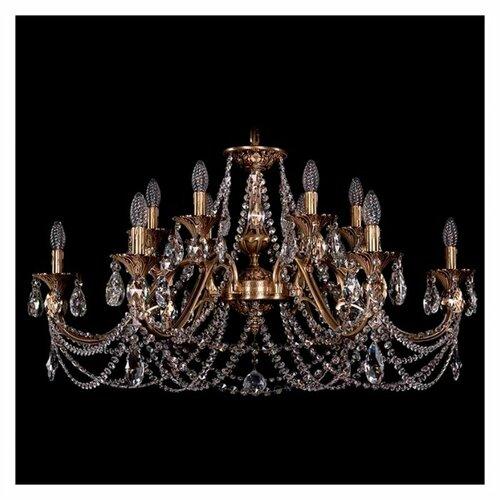 Bohemia Ivele Crystal 1703 12 bohemia ivele crystal подвесной светильник bohemia ivele crystal 1950 25 ni sh21