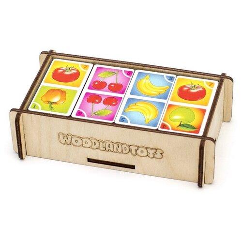 Настольная игра Woodland кеды woodland woodland mp002xw18upa