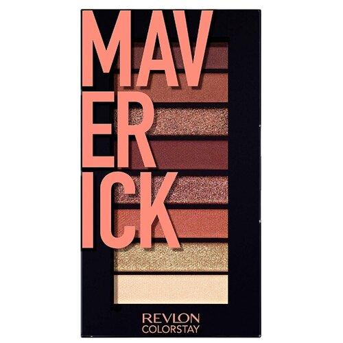 Revlon Палетка теней ColorStay of revlon revlon colorstay moisture stain