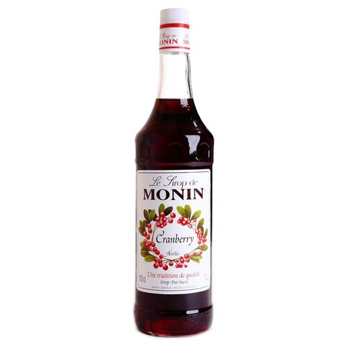 Сироп Monin Клюква