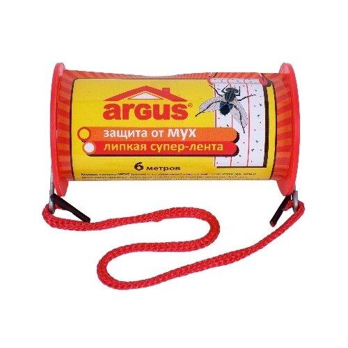 Ловушка ARGUS клеевая от мух свеча от комаров argus