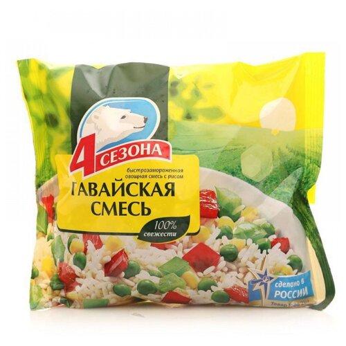Фото - 4 Сезона Замороженная овощная четыре сезона