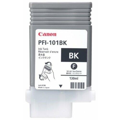 Фото - Картридж Canon PFI-101BK 0883B001 canon pfi 102