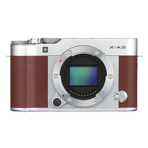 Фото - Фотоаппарат Fujifilm X-A3 Body фотоаппарат fujifilm x t30 body