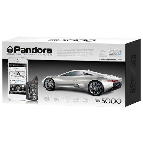Автосигнализация Pandora DXL 5000 автосигнализация pandora dxl 3910pro 2xcan gsm lin slave