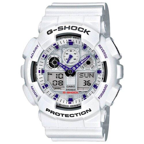 Наручные часы CASIO GA-100A-7A casio ga 110db 7a