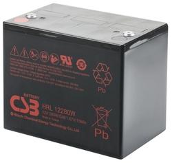 Аккумуляторная батарея CSB HRL 12280W 70 А·ч