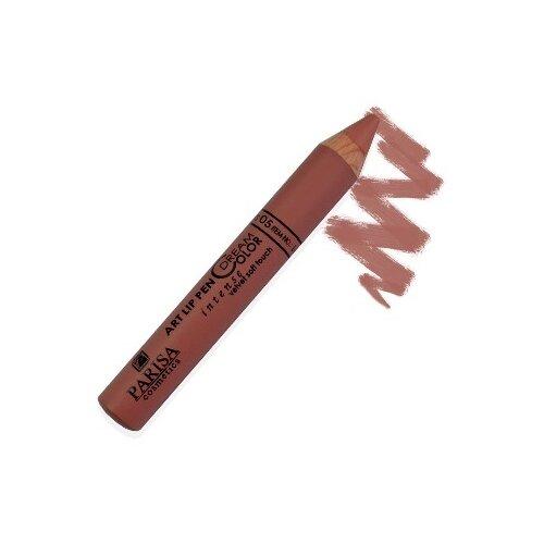 Parisa помада-карандаш для губ parisa карандаш для губ глаз дерево 422 красный шт 1 5 гр