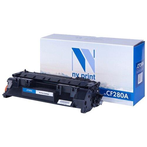 Фото - Картридж NV Print CF280A для HP hp 80a cf280a черный