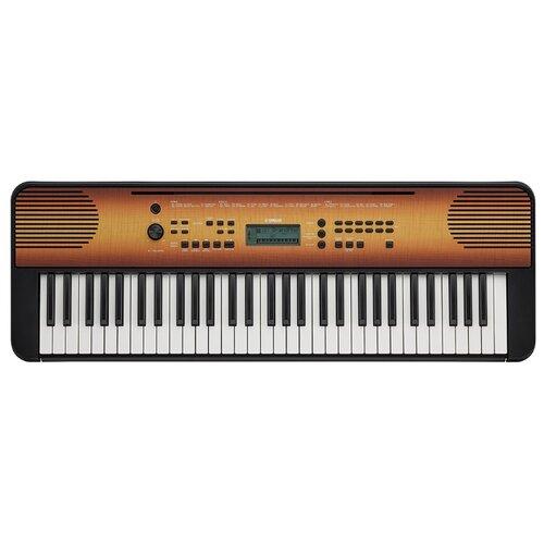 Синтезатор YAMAHA PSR-E360 синтезатор yamaha psr ew300 black