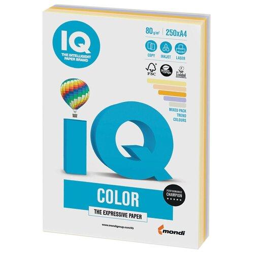 Фото - Бумага A4 250 шт. IQ color RB03 agnieszka pająk co kupować by jeść zdrowo shopping iq