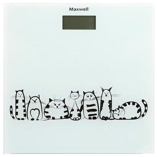 Весы электронные Maxwell MW-2675 весы maxwell mw 2655 w