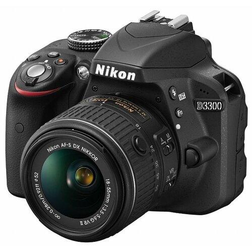 Фото - Фотоаппарат Nikon D3300 Kit фотоаппарат
