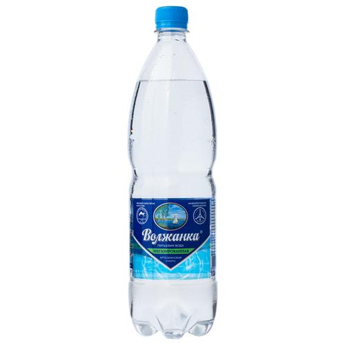 Вода питьевая Волжанка