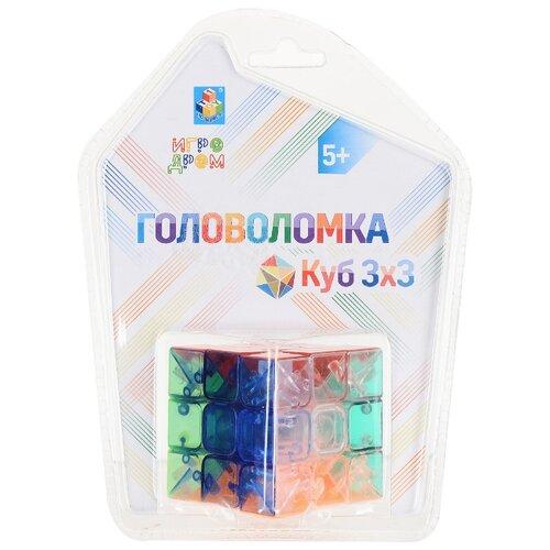 Головоломка 1 TOY Куб с головоломка 1 toy шар т14208