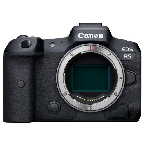 Фото - Фотоаппарат Canon EOS R5 Body фотоаппарат