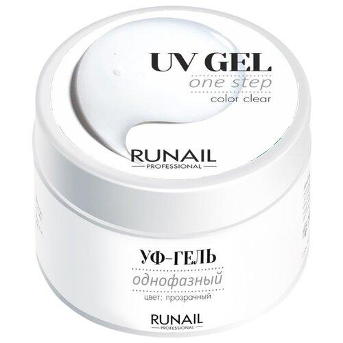 Гель Runail UV Gel One Step однофазный гель лак мечта solomeya one step gel 16 dream