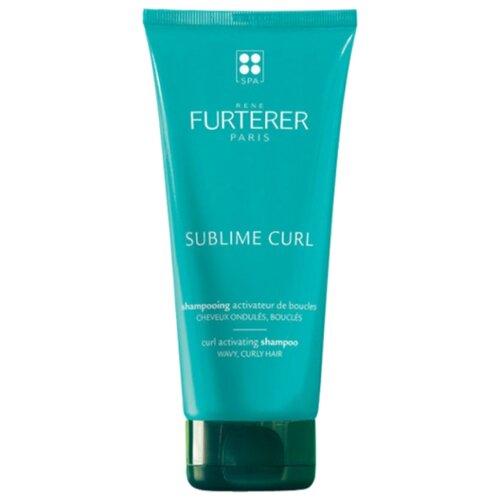 Rene Furterer шампунь Sublime carthame для сухих волос крем защитный 75 мл rene furterer carthame