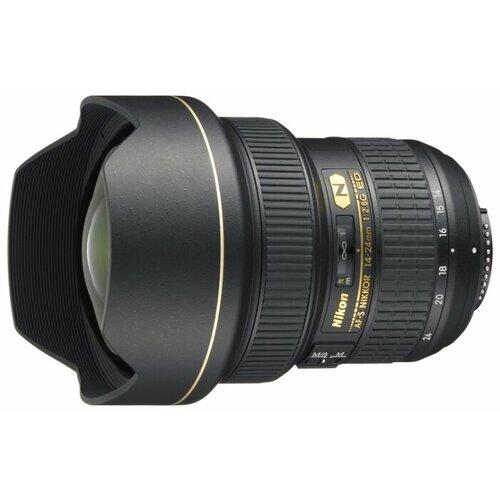 Фото - Объектив Nikon 14-24mm f 2.8G объектив