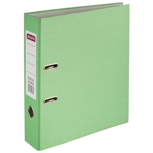 Папка-регистратор Attache attache папка регистратор на завязках а4 обложка 80 мм