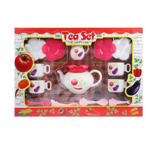 Набор посуды Наша игрушка LN1014B игрушка