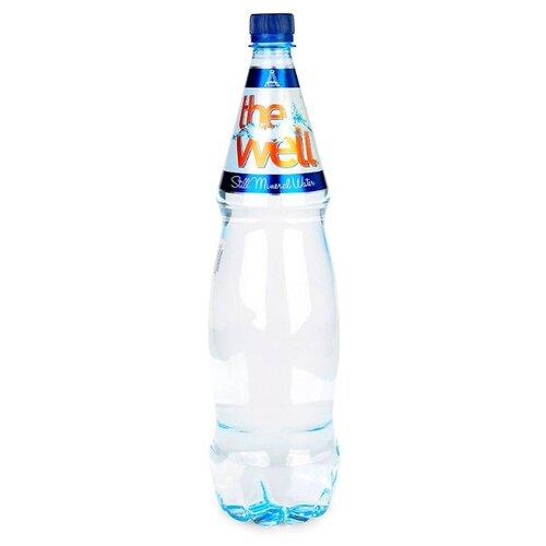 Вода минеральная природная WELL