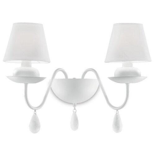 Бра Ideal Lux BLANCHE AP2 бра ideal lux accademy ap2