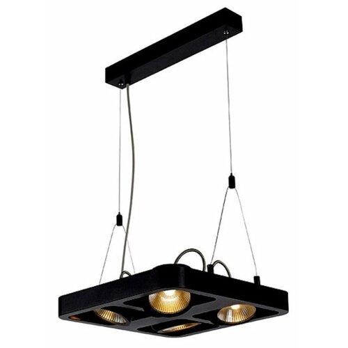 SLV Lynah Square 154930 slv трековый светодиодный светильник slv 3ph lynah double 152580