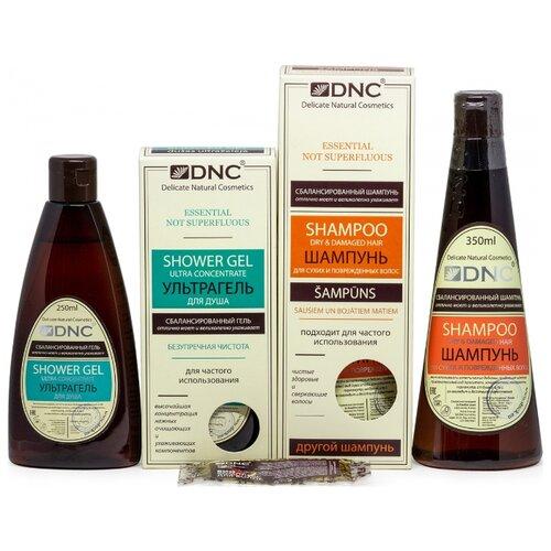 Набор DNC для ухода за кожей набор для ухода за волосами dnc dnc dn001lwtaw16
