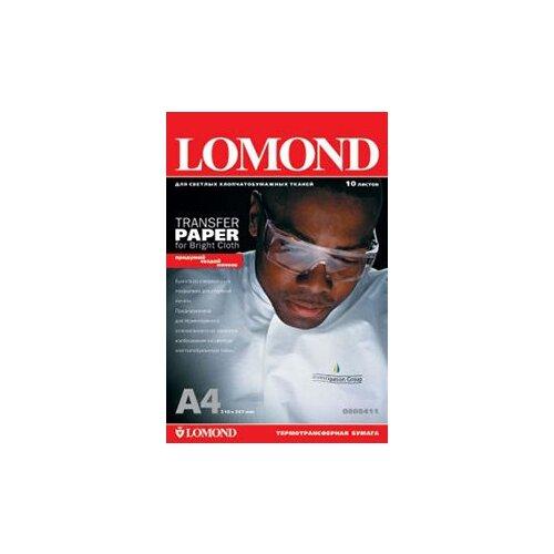 Фото - Бумага LOMOND термотрансферная lomond