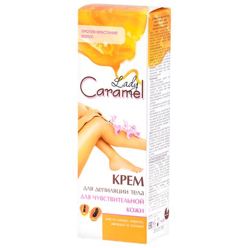 Lady Caramel Крем для депиляции coco caramel