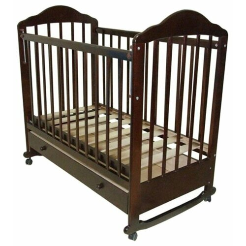 Кроватка Мой малыш 7 качалка кровать колыбель мой малыш светлый мм14 1