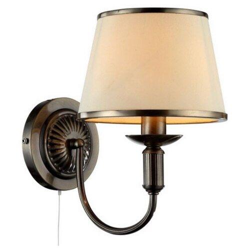 Бра Arte Lamp Alice A3579AP-1AB бра arte lamp fisherman a5518ap 1ab