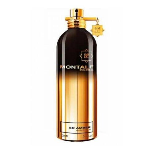 Парфюмерная вода MONTALE So Amber montale so amber парфюмерная вода 50мл