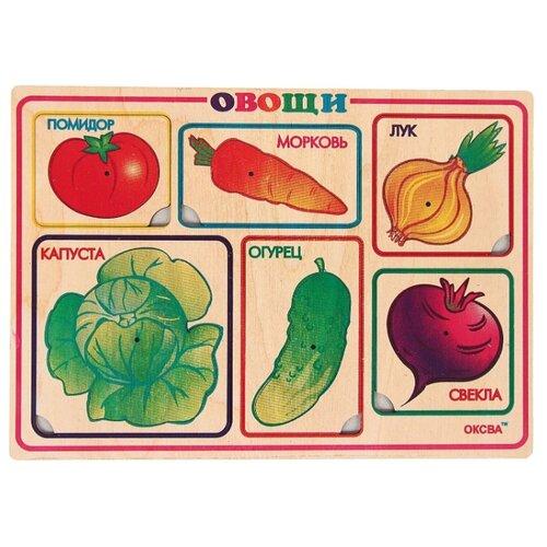 Фото - Рамка-вкладыш Оксва Овощи оксва ежик эконом
