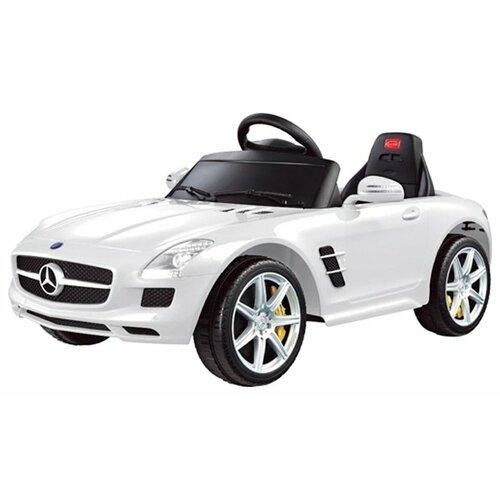 Rastar Автомобиль Mercedes SLS rastar радиоуправляемая модель mercedes benz sls amg цвет белый