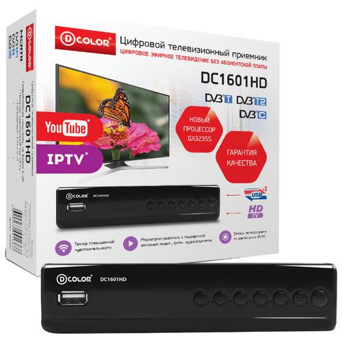 Фото - TV-тюнер D-COLOR DC1601HD диск пильный makita d 45973
