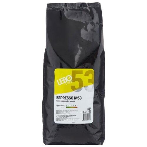 Кофе в зернах Lebo Espresso №53